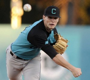 Conway delievers a Pitch for Coastal Carolina