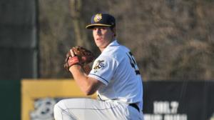 Rhoades took a no-hitter into the 8th inning during his May 13th start.